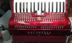 SCADALLI 72 BASS ACCORDION Engadine Sutherland Area Preview