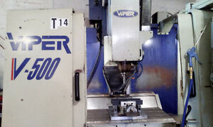 CNC Milling Machine Year 2000 Viper