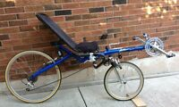 Vision 42 recumbent bicycle for sale