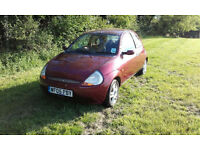 FORD KA 1.3 cc all leather