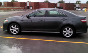 2007 TOYOTA CAMRY SE,4CYL,MINT CONDITIONS,