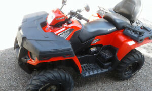 4 roues 2011 Polaris 500 sportsman TOURING 2 PLACES