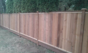 New fence or Repairs - Fencing First