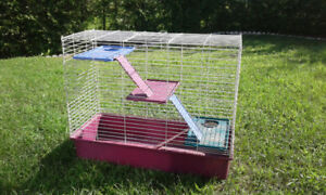 Cage a furet ou lapin