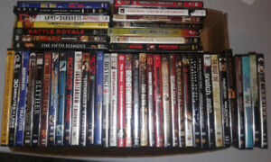 50+ DVD Collection!