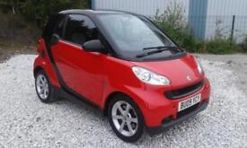 2009 SMART FORTWO COUPE PULSE MHD COUPE PETROL