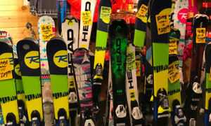 Ski and Snowboard Swap