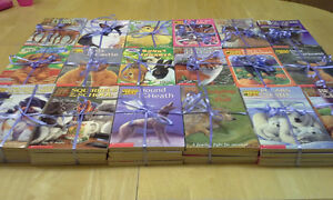 72 Animal Ark chapter books