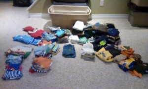 Boys 12-18 month clothing $100