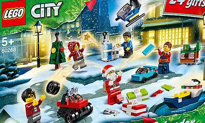 LEGO® City Advent Holiday Calendar 2020 Building Set 60268