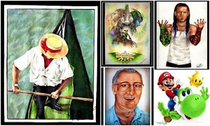 ~Local Artist Open for Commissions~ Kitchener / Waterloo Kitchener Area image 5