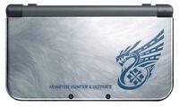 3DS XL Édition limiter Monster Hunter 4 à vendre !