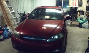 2005 Chevrolet Optra Autre