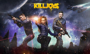 Online Auction for Sci Fi TV series Killjoys Ends Soon