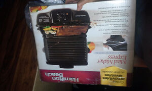 Indoor electric grill NEW