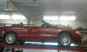 2000 cry Sebring very good shape works great