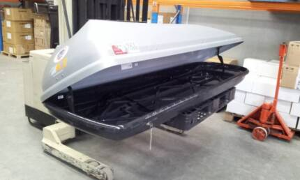Roof rack storage box Box Hill South Whitehorse Area Preview