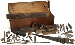 Looking to Buy Old Woodworking Hand Tools
