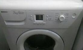 (Refurbished) Beko Washing Machine 7kg 1400rpm A+A energy WM7147W