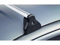 Corsa 2013 Lockable roof rails, hardly used.