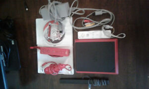 Wii bundle (red)