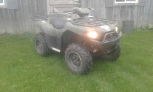 ** Kawasaki Brute Force 750 atv 4x4 excellent condition ready