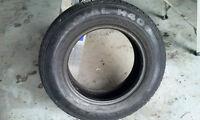 4 Hankook Radial P155/80/R13 Summer Tires
