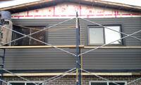 Revêtement Exterieure / Exterior Siding all Aluminum & PVC work