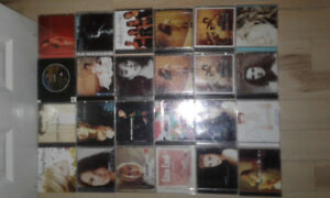 Assorted CD's  $1 each PICK UP ONLY