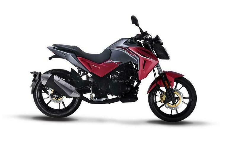 SYM NH X 125 MOTORCYCLE | in Bolton, Manchester | Gumtree