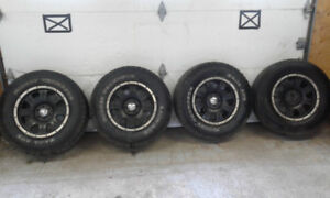 Eagle Off Road Alloy Wheels Mickey Thompson Tires for Sale