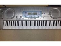Casio keyboard wk-3000