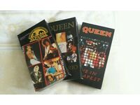 Queen VIDEO box set
