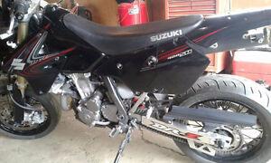 Susuki DR-Z 400SM