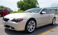 2005 BMW 6-Series 645Ci Coupe (2 door)