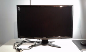 """acer 24 """" LCD MONITOR"""