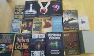 assorted books for adults/teens all for 10