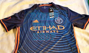 New York City FC 2016 Away Kit Saint-Hyacinthe Québec image 1