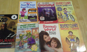 Grade 2 to 5 books