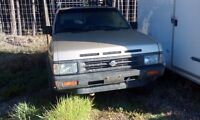1990 nissan pathfinder for parts
