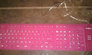 Omnitech Rubber keyboard