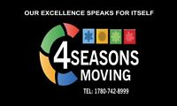 4 seasons moving... Best Movers in FORT MAC