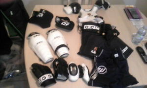 Kit complet pour hockey gr: small