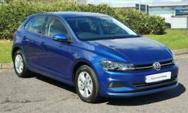 image for 2018 Volkswagen Polo 1.0 TSI SE (s/s) 5dr Hatchback Petrol Manual