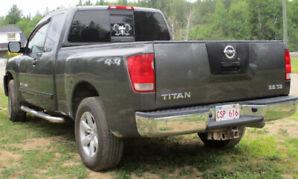 2010 Nissan Truck, Titan 5.6 King Cab 4WD