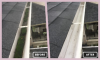 SPECIAL $250 Spring Eavestrough Cleaning