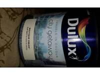 Dulux emulsion paint Boutique Cream 2.5 litres Matt