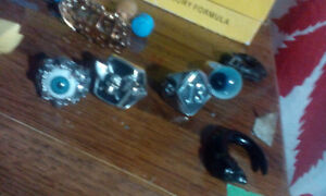 Rings and Spacers for sale
