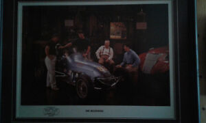 Mario Andretti Racing Framed Limited Edition Print