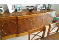 REDUCED Charles Barr sideboard